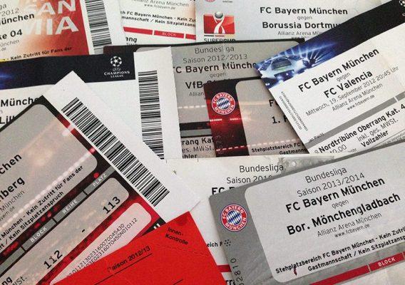 Tickets FC Bayern