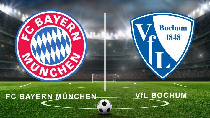 Tickets FC Bayern - VfL Bochum
